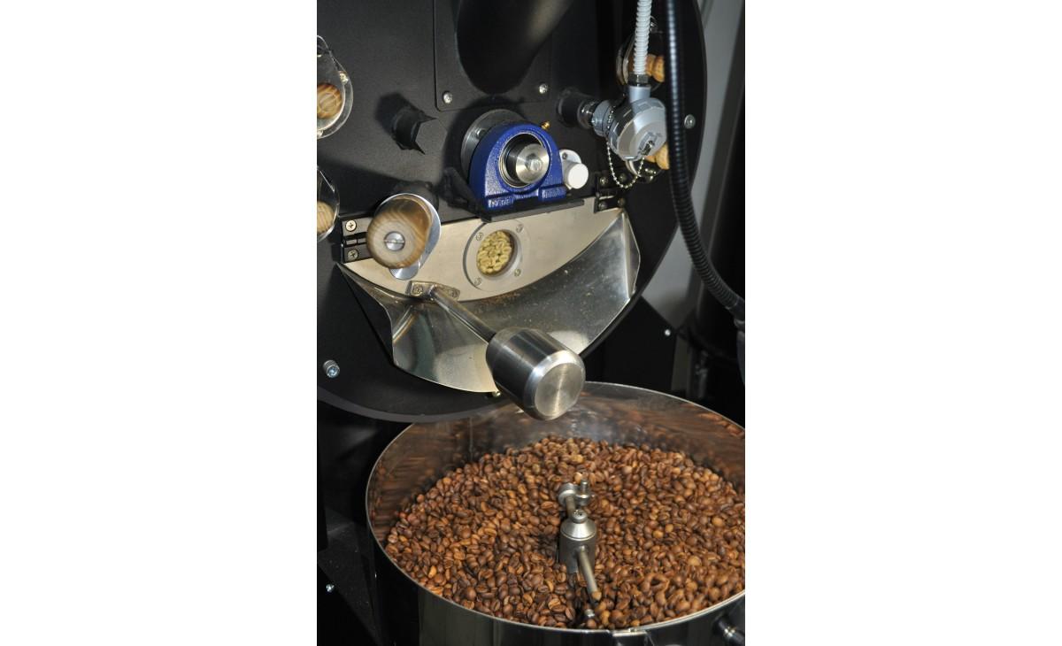 Новый ростер у CoffeeOK! Обжарка кофе в Черкассах!