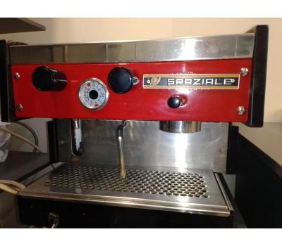 Однопостова кавомашина Spaziale